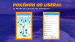 La geolocalización de los usuarios en TriSapp es similar a la de Pokémon Go