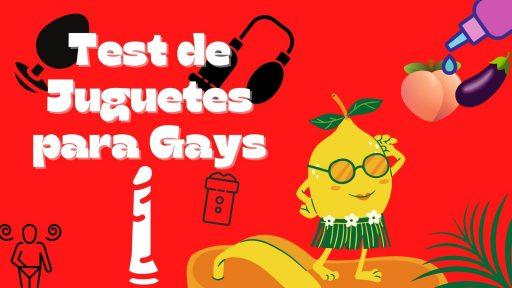 ¿Qué juguete comprar si soy gay?